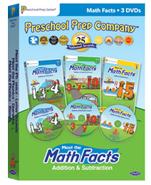 數學學習DVD組(含level1、2、3)