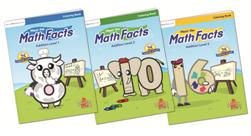 數學學習著色本組(3本)